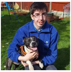 NATHAN CUMPSTEY - Dog Walker and pet sitter Merseyside